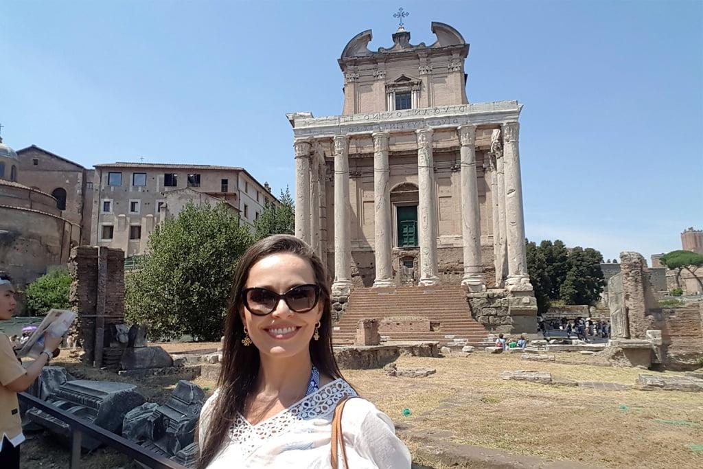 Roma, a cidade mais prodigiosa do Universo