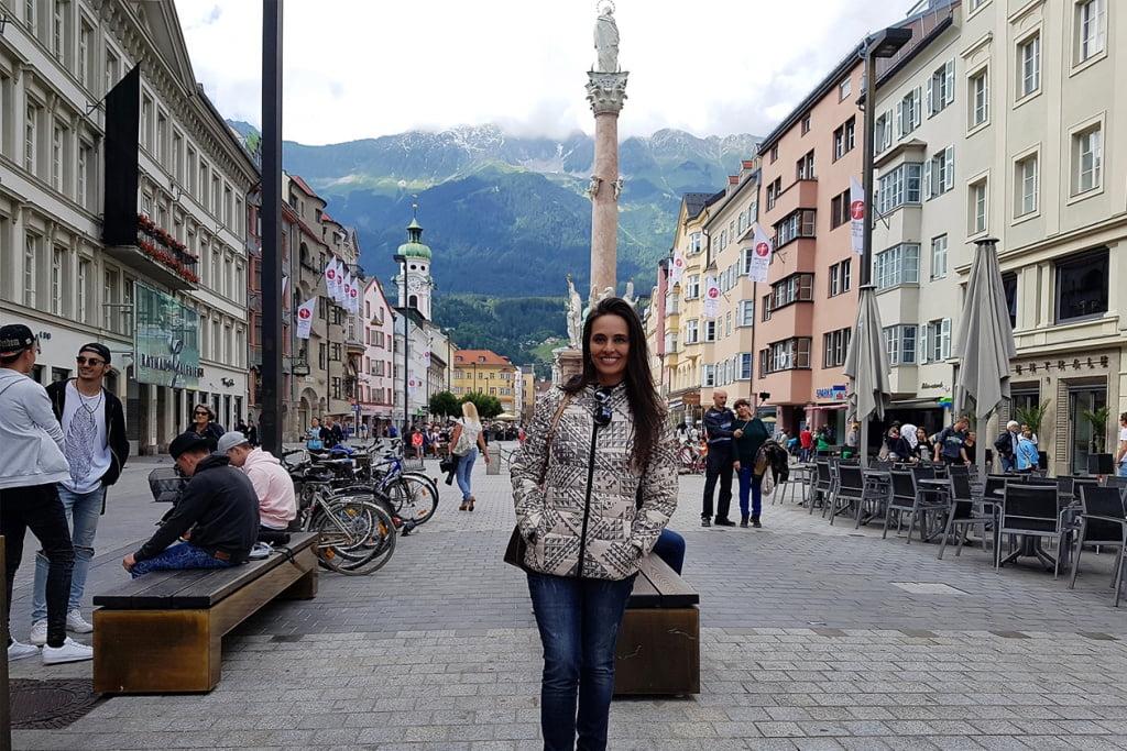 Encantos da Áustria parte 2 – Innsbruck