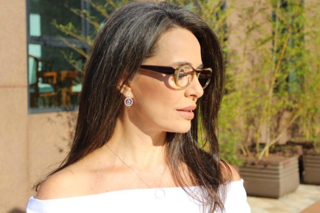 O charme dos novos óculos de grau 1